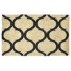 Kosas Home Geometric Doormat