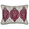 Kosas Home Façade Linen Throw Pillow