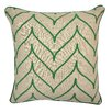 Kosas Home Foglia Linen Throw Pillow