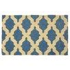 Kosas Home Geometric Doormat