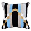 Kosas Home Jazz Cotton Throw Pillow