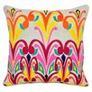 Kosas Home Fontaine Cotton Throw Pillow
