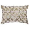 Kosas Home Gilded Cotton Throw Pillow