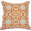 Kosas Home Carnaby Street Baldosa Linen Throw Pillow