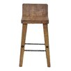 "Kosas Home Reagan Low 24"" Bar Stool"
