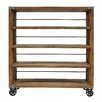 "Kosas Home Colin 78"" Accent shelves Bookcase"