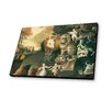 Lamp-In-A-Box Peaceable Kingdom 1834 by Edward Hicks Painting Print Plaque