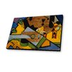 Lamp-In-A-Box Still Life with a Guitar 1913 by Juan Gris Graphic Art Plaque