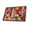Lamp-In-A-Box Burg und Sonne by Paul Klee Painting Print