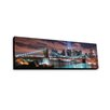 Lamp-In-A-Box New York Beams of Light by Songquan Deng Photographic Print Plaque