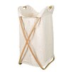 BirdRock Home Folding Butterfly Hamper