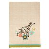 Sarah Watts Dalmatian Dog Kitchen Towel