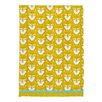Sarah Watts Fox Parks Kitchen Towel