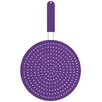 Kitchen Craft Colourworks Splatter Screen in Purple