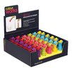 Kitchen Craft Colourworks Display of 36 Wine Pourers and Stoppers