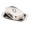 Kitchen Craft Tabletop Butter Dish with Cover