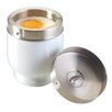 Kitchen Craft Egg Coddler with Stainless Steel Top