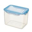 Kitchen Craft Pure Seal 3.6L Rectangular Labelled Storage Container