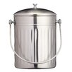Kitchen Craft Stainless Steel Compost Bin