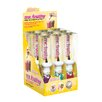 Kitchen Craft Kitsch'n'Fun Display of 12 'Mr Frothy' Drinks Frothers
