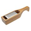 Kitchen Craft Italian Bamboo Grater with Holder