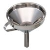 Kitchen Craft Stainless Steel Funnel with Removable Filter