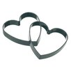 Kitchen Craft Non-Stick Heart Shaped Egg Rings