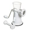 Kitchen Craft White Plastic Mincer With Suction Clamp