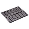 Kitchen Craft Master Class Non-Stick 12 Holes Éclair Baking Pan