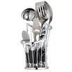 Kitchen Craft Wireless Chrome Deluxe Utensil Holder