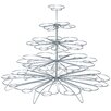 Kitchen Craft Miniamo Wire Cupcake Tree for 36 Cakes