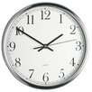 Kitchen Craft 25cm Stainless Steel Wall Clock