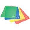 Kitchen Craft Boards Flexible Colour Coded Cutting Mats