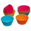Kitchen Craft Colourworks Silicone Cupcake Cases (Pack of Twelve)
