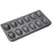 Kitchen Craft Master Class Non-Stick Bakeware Madeleine Pan
