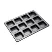 Kitchen Craft Master Class Non-Stick 12 Hole Brownie Pan