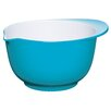 Kitchen Craft Colourworks Blue Melamine Two Tone Mixing Bowl