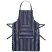 Kitchen Craft Cotton Butcher's Striped Apron