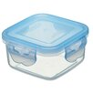 Kitchen Craft Pure Seal 0.3L Square Storage Container