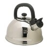 Kitchen Craft Ciroa Mitis 2L Stainless Steel Stovetop Kettle in Silver