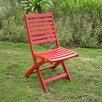 International Caravan Royal Tahiti Folding Side Chair (Set of 2)