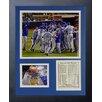 Legends Never Die 2015 Royals World Series Kansas City Champions Framed Memorabilia