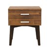 International Caravan Selena End Table