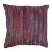 Blazing Needles Throw Pillow