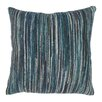 Blazing Needles Striped Throw Pillow