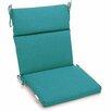 Blazing Needles Outdoor Adirondack Chair Cushion