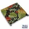 Blazing Needles Tropique Outdoor Adirondack Chair Cushion
