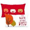 Little Pigs 100% Cotton Cushion Cover