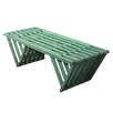 GloDea Eco Friendly Bench X90 Made in USA
