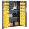 """Durham Manufacturing 72"""" H x 36"""" W x 24"""" D Storage Cabinet"""